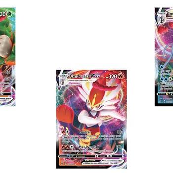 The Pokémon VMAX Cards Of Pokémon TCG: Rebel Clash Part 1