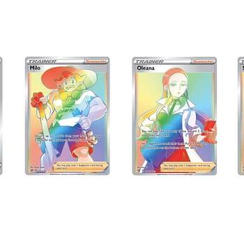 The Rainbow Rare Pokémon Cards Of Pokémon TCG: Rebel Clash Part 3