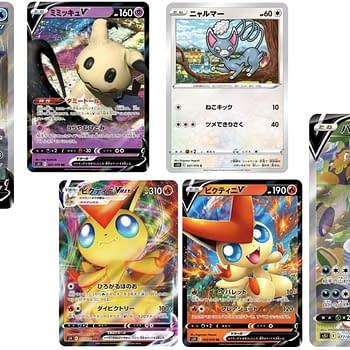 Pokémon TCG Offers Peek At New Battle Styles Expansion Artwork