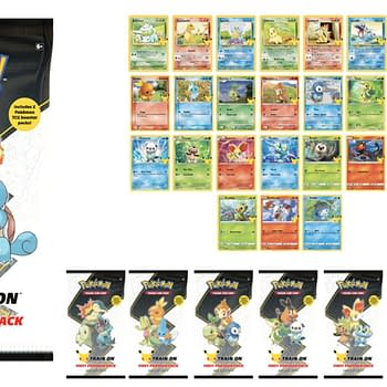 Pokémon TCG Will Debut Oversized Vintage Cards For 25th Anniversary