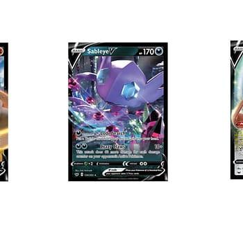 The Pokémon V Cards Of Pokémon TCG: Sword &#038 Shield Part 4