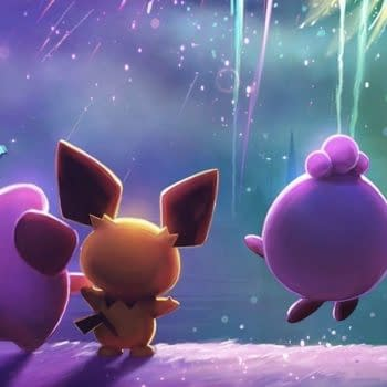 Pokémon GO Artist Jason Marino Explains Hopeful 2021 Screen