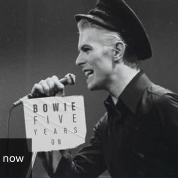 Low: BBC Radio 4 Drama of David Bowie Making his Legendary Album