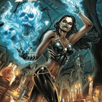 Horror/Comedy Man Goat & The Bunny Man Leads Zenescope April Titles