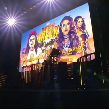 Britt Baker will face Thunder Rosa at AEW Beach Break on Dynamite on February 3rd