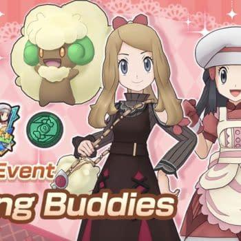"""Pokémon Masters EX Announces """"Palentine's Day"""" Features & Event"""
