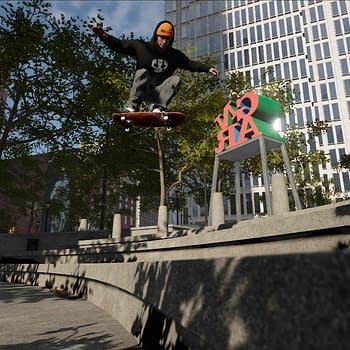 NACON Takes Over Publishing For Session: Skateboarding Sim Game