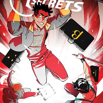 Seven Secrets #6 Review: Its Time To Get Weird