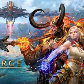 Skyforge Receives A New Gameplay Trailer Ahead Of Switch Release