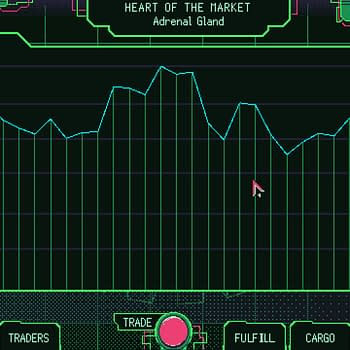 Strange Scaffold Announces Space Warlord Organ Trading Simulator
