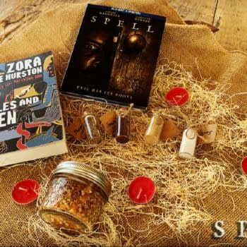 Giveaway: You Could Win A Spell Blu-Ray Prize Pack