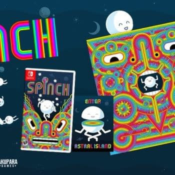Spinch Will Get A Physical Edition For Switch & Vinyl Soundtrack
