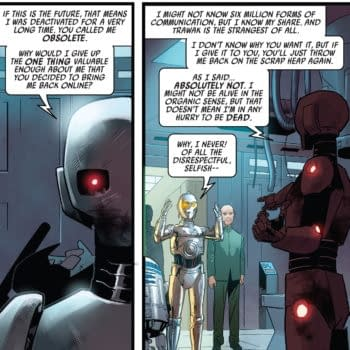 Star Wars Blindness To Sentient Rights In Star Wars #10 (Spoilers)