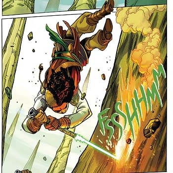 How The Force Looks To Keeve Trennis &#8211 Star Wars The High Republic #1