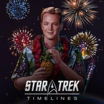 Star Trek Timelines Celebrates Its Fifth Anniversary