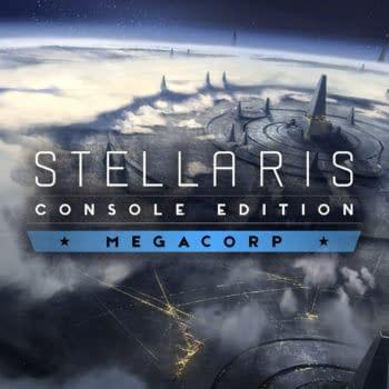 Stellaris: Console Edition Receives The MegaCorp DLC