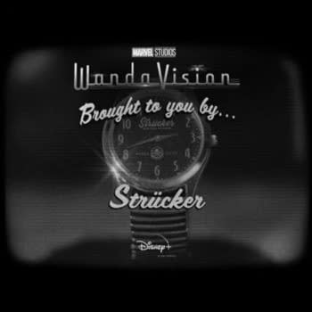 WandaVision: The Strucker Watch Will Always Make Time for You