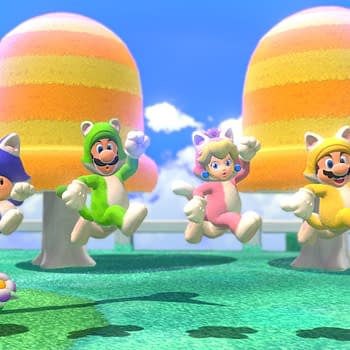 Super Mario 3D World + Bowsers Fury Gets A New Trailer