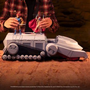 Super7 Reveals Thundercats Thunder Tank: $450, Orders Start Feb. 2