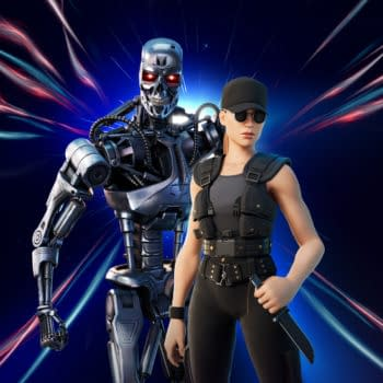 Sarah Connor & The T-800 Terminator Have Been Added To Fortnite