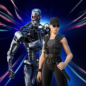 Sarah Connor &#038 The T-800 Terminator Have Been Added To Fortnite
