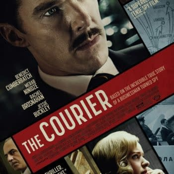 Benedict Cumberbatch Stars In Trailer For Cold War Film The Courier