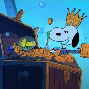 The Snoopy Show Trailer Flies Like a Beagle on AppleTV+