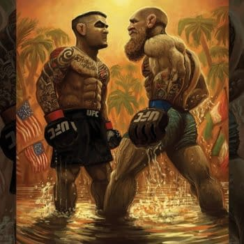 UFC 257: Countdown & Awesome Poirier/McGregor Poster Released