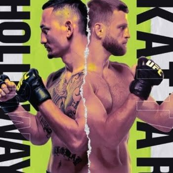 UFC Fight Island 7 Historically Airs On ABC This Afternoon