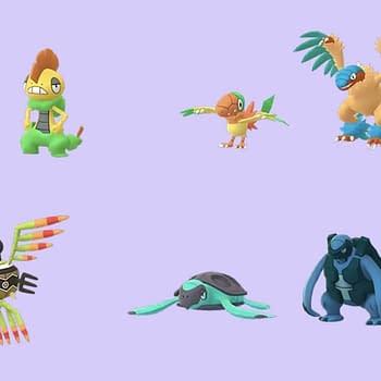 The Unreleased Unova Shinies In Pokémon GO – Part Six