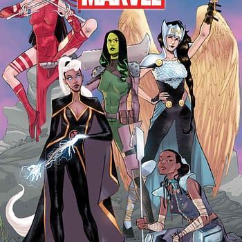 Louise Simonson Brings Back The Women Of Marvel For April