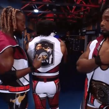 WWE Royal Rumble: New Day Wearing Brodie Lee Tribute Gear Tonight