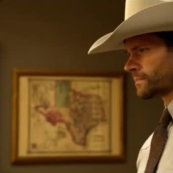Walker released a new teaser (Image: The CW screencaps)