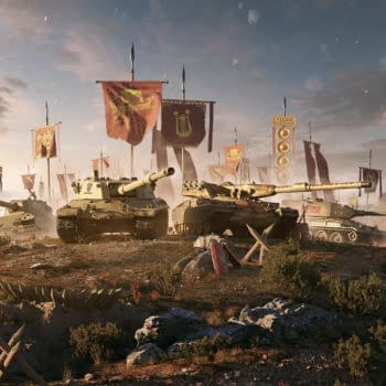 World Of Tanks Brings Italian Heavy Tanks In First 2021 Update