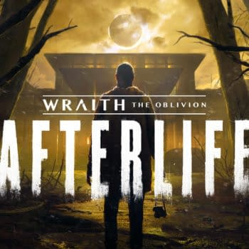 World Of Drakness Gets A VR Title In Wraith: The Oblivion - Afterlife