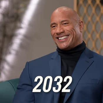 Young Rock Actually Campaign Video for Dwayne Johnson 2032 POTUS Run