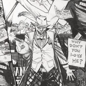 Metropolis Gallery Presents The Batman Art of Sean Gordon Murphy