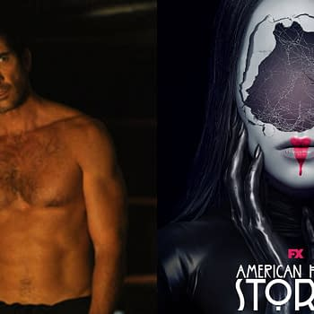 AHS: Angelica Ross Teases Bloody S10 Dylan McDermott for Stories