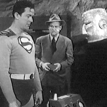 Gene Luen Yangs Batman/Superman Uses 40s Superman/Batman Films