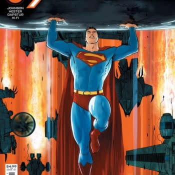 TOLDJA: The Return Of The Authority To DC Comics