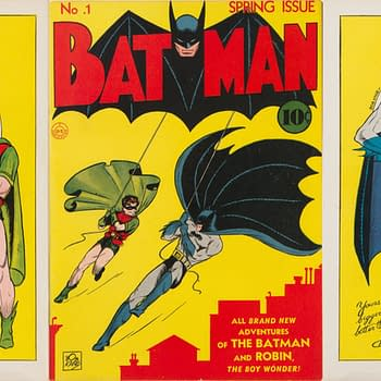 Batman #1 CGC 9.4 Goes for Record $2.22 Million at Heritage Auction
