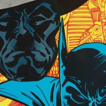 Batman #386 featuring Black Mask, DC Comics 1985.