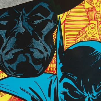 First Appearance of Black Mask in Batman #386 Up for Auction