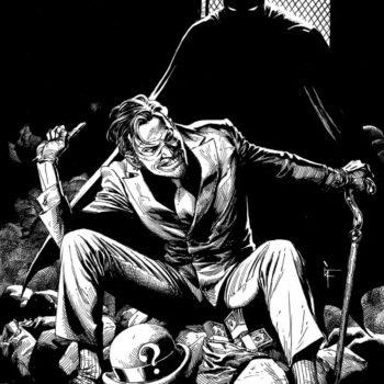 Jamie McKelvie and Kieron Gillen on Batman