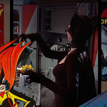 Did Shirley MacLaines 1955 Batwoman Inspire Kathy Kane
