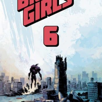 Big Girls #6 Review: It Gets Very Real, Very Fast