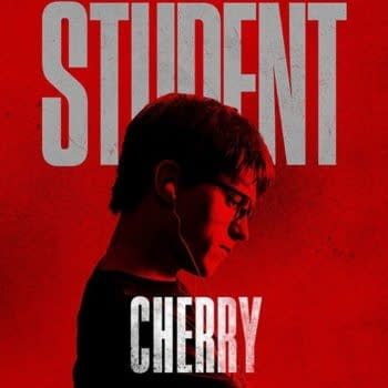 6 Posters Cherry on Apple TV+ Starring Tom Holland