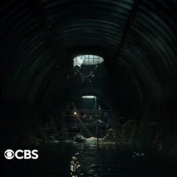Clarice released a new preview. (Image: CBS screencap)