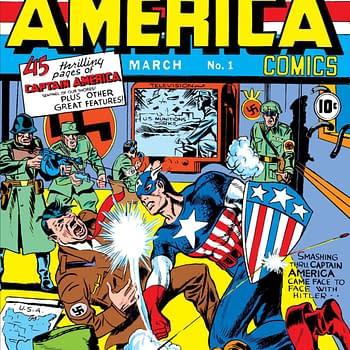 Jack Kirbys Son: Captain America is the Antithesis of Donald Trump