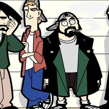 Clerks: The Animated Series Was Gem of Kevin Smiths Quick Stop Saga